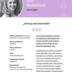Chutné kytice v hrdinkách slovenského biznisu