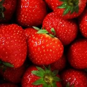 V Chutných kyticiach používame len tie najlepšie čerstvé jahody