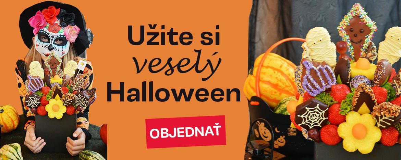 Užite si veselý Halloween - Tip na Jesenný festival s doplnkami