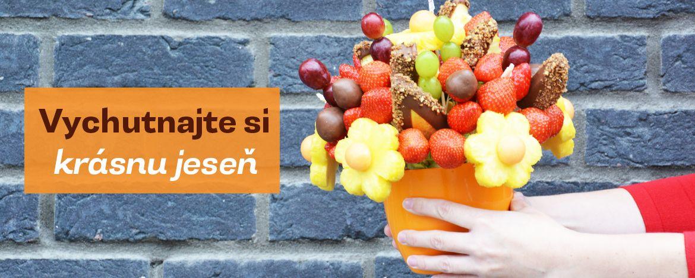 Jesenné produkty - Vychutnajte si jeseň