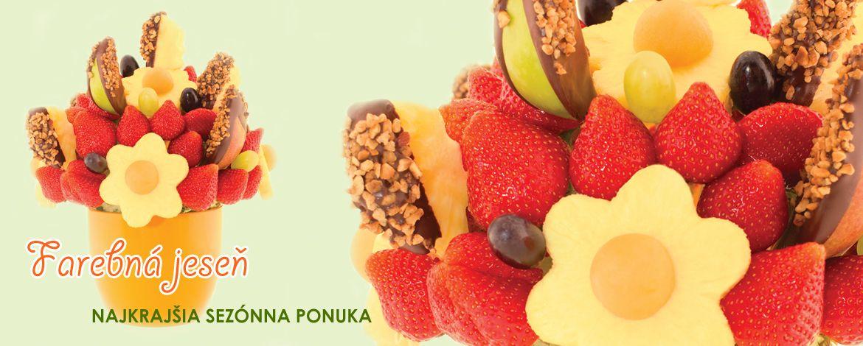 Jeseň bude chutná - Plná farieb a vitamínov