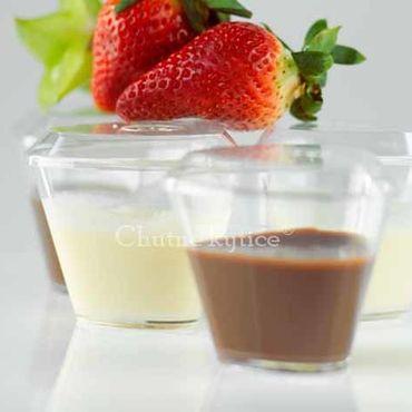 Čokoládový dip s orieškami