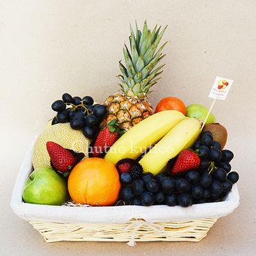 Ovocný kôš