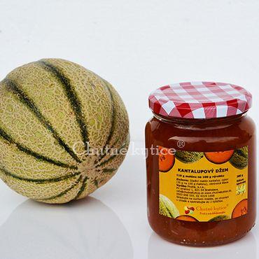 Kantalupový džem