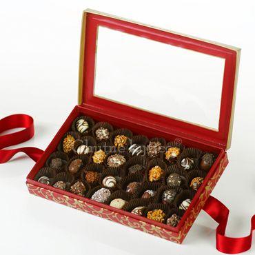 Hrozno v čokoláde